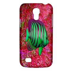 Fish Samsung Galaxy S4 Mini (gt I9190) Hardshell Case  by icarusismartdesigns