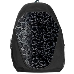Black Cheetah Abstract Backpack Bag by OCDesignss