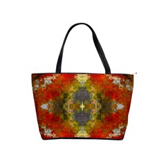 Bright Jello Abstract  Large Shoulder Bag by OCDesignss