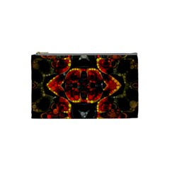 Lava Rocks  Cosmetic Bag (small) by OCDesignss