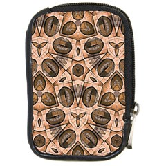 Chocolate Kisses Compact Camera Leather Case