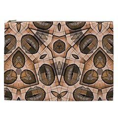 Chocolate Kisses Cosmetic Bag (xxl) by OCDesignss