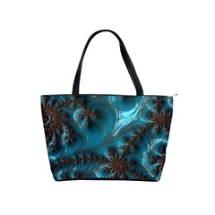 Glossy Turquoise  Large Shoulder Bag by OCDesignss
