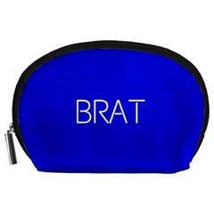 Brat Blue Accessory Pouch (large) by OCDesignss