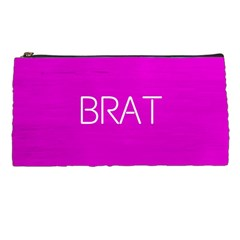 Brat Pink Pencil Case by OCDesignss