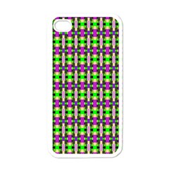 Pattern Apple Iphone 4 Case (white) by Siebenhuehner