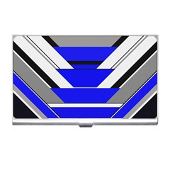 Pattern Business Card Holder by Siebenhuehner