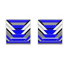 Pattern Cufflinks (square) by Siebenhuehner