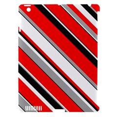 Pattern Apple Ipad 3/4 Hardshell Case (compatible With Smart Cover) by Siebenhuehner
