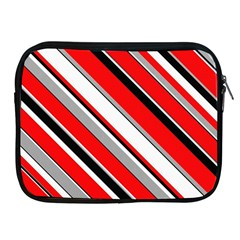 Pattern Apple Ipad Zippered Sleeve