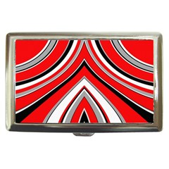 Pattern Cigarette Money Case
