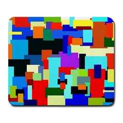 Pattern Large Mouse Pad (rectangle) by Siebenhuehner