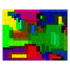Pattern Jigsaw Puzzle (rectangle) by Siebenhuehner