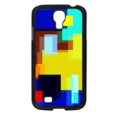 Pattern Samsung Galaxy S4 I9500/ I9505 Case (black) by Siebenhuehner