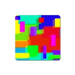 Pattern Magnet (square)