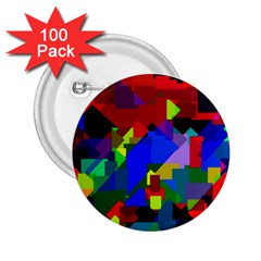 Pattern 2 25  Button (100 Pack)