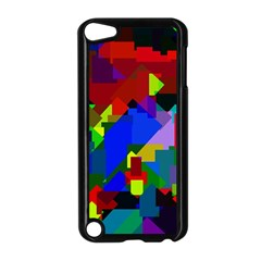 Pattern Apple Ipod Touch 5 Case (black) by Siebenhuehner