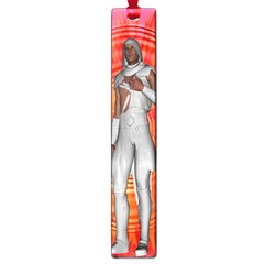 White Knight Large Bookmark by icarusismartdesigns