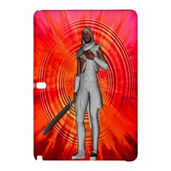 White Knight Samsung Galaxy Tab Pro 12 2 Hardshell Case by icarusismartdesigns