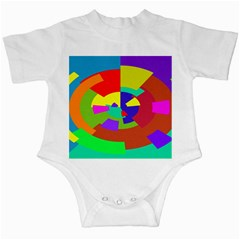 Pattern Infant Bodysuit