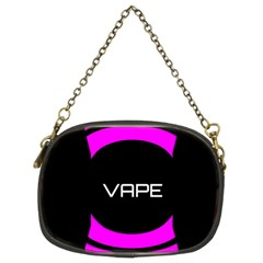 Vape Abstract Chain Purse (two Sided)  by OCDesignss