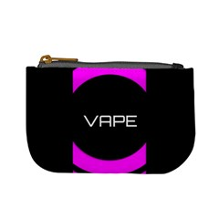 Vape Abstract Coin Change Purse