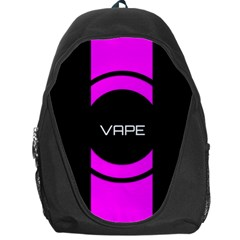 Vape Abstract Backpack Bag by OCDesignss