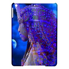 Moon Shadow Apple Ipad Air Hardshell Case by icarusismartdesigns