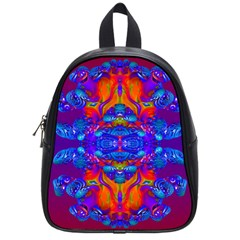 Abstract Reflections School Bag (small) by icarusismartdesigns