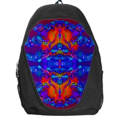 Abstract Reflections Backpack Bag by icarusismartdesigns