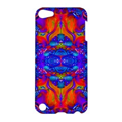 Abstract Reflections Apple Ipod Touch 5 Hardshell Case by icarusismartdesigns