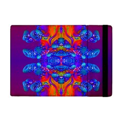 Abstract Reflections Apple Ipad Mini Flip Case by icarusismartdesigns