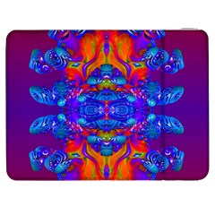 Abstract Reflections Samsung Galaxy Tab 7  P1000 Flip Case by icarusismartdesigns