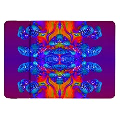 Abstract Reflections Samsung Galaxy Tab 8 9  P7300 Flip Case by icarusismartdesigns