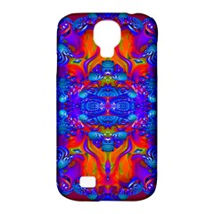 Abstract Reflections Samsung Galaxy S4 Classic Hardshell Case (pc+silicone) by icarusismartdesigns