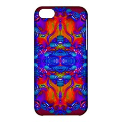 Abstract Reflections Apple Iphone 5c Hardshell Case by icarusismartdesigns