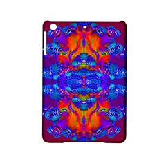 Abstract Reflections Apple Ipad Mini 2 Hardshell Case by icarusismartdesigns