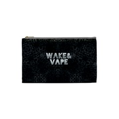Wake&vape Leopard  Cosmetic Bag (small)