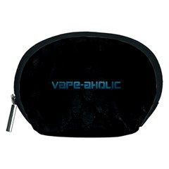 Vape Aholic Turquoise  Accessory Pouch (medium)