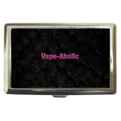 Vape Aholic Pink Cigarette Money Case by OCDesignss