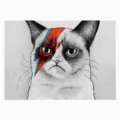 Grumpy Bowie Glasses Cloth (large)
