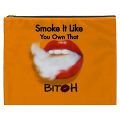 Vape Mouth Smoke Own That Cosmetic Bag (xxxl) by OCDesignss