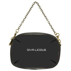 Diva Licious  Chain Purse (one Side) by OCDesignss