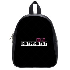 Independent Bit H School Bag (small) by OCDesignss
