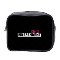 Independent Bit H Mini Travel Toiletry Bag (two Sides) by OCDesignss