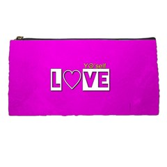 Love Yo self  Pencil Case by OCDesignss