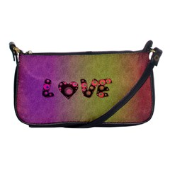 Love Abstract  Evening Bag