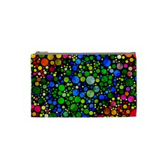 Bling Skiddles Cosmetic Bag (small) by OCDesignss