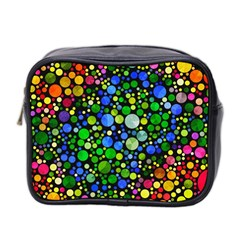Bling Skiddles Mini Travel Toiletry Bag (two Sides) by OCDesignss