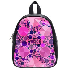 Pink Bling  School Bag (small) by OCDesignss